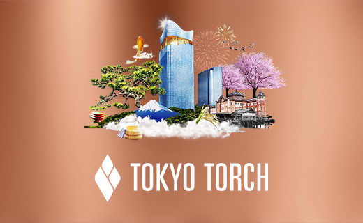 TOKYO TORCH さぁ、世界がワクワクする日本へ。