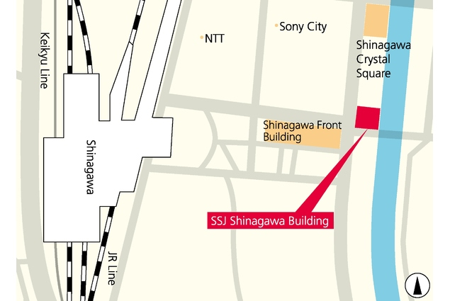 SSJ Shinagawa BuildingSSJ Office Property Vacancy Search