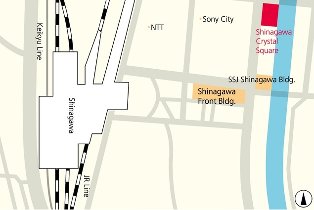 Shinagawa Crystal SquareShinakuri Office Property Vacancy