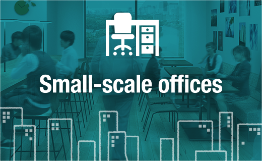 Small-scale offices